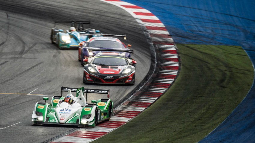 European Le Mans Series am Red Bull Ring