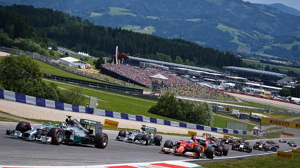 Mehr als 650 Einsatzkräfte bei Formel 1 in Spielberg