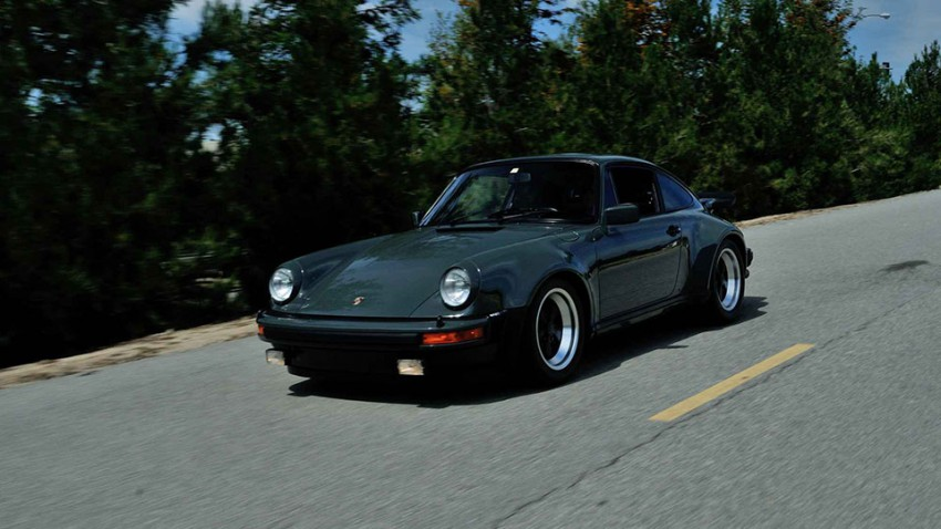 porsche 911 turbo 930 1976 schiefergrau steve mc queen