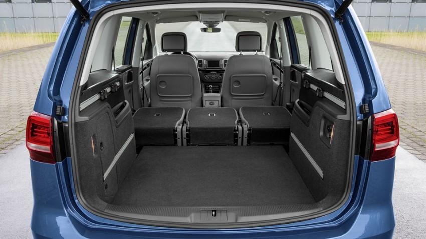 VW Sharan TDI 2015