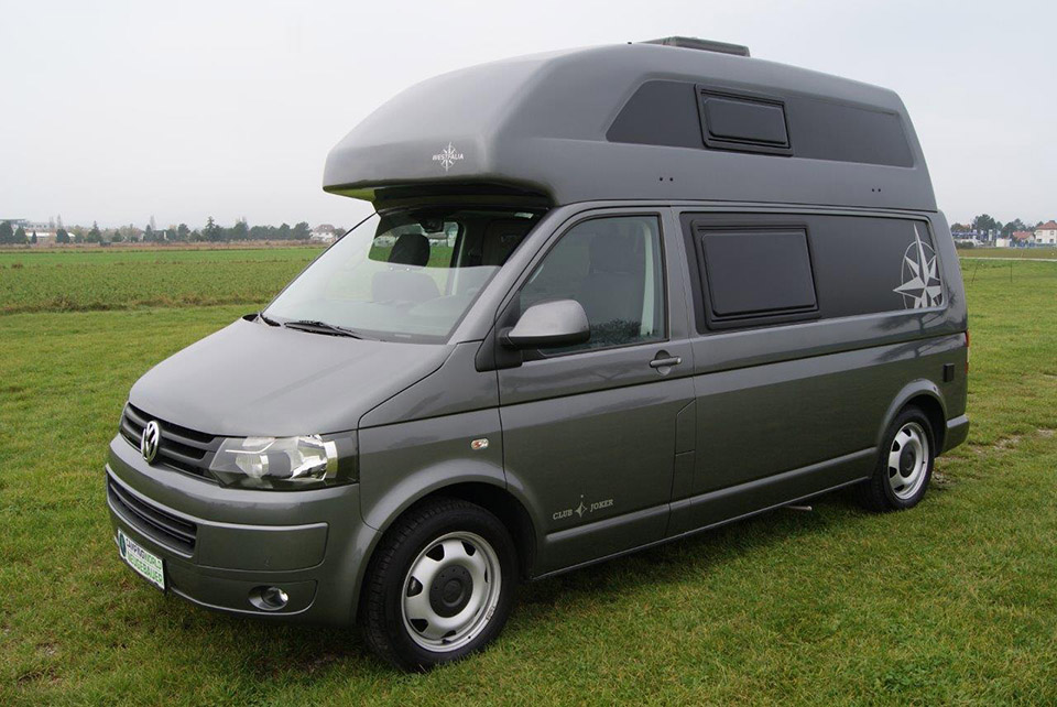 VW T5 Club Joker 4