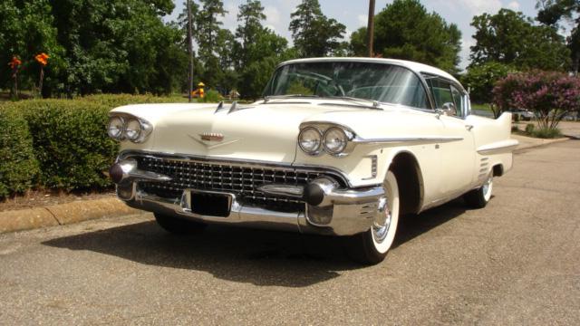 Cadillac 2 door hardtop