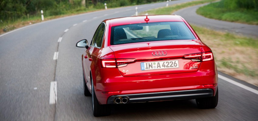 Audi A4 3.0 TDI Quattro 2016 (11)