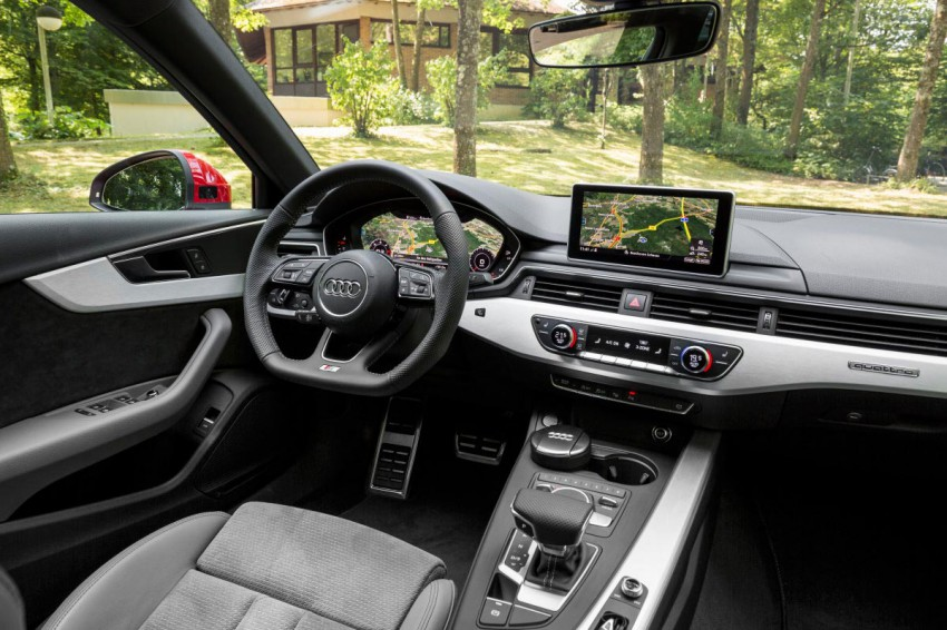 Audi A4 3.0 TDI Quattro 2016 (3)