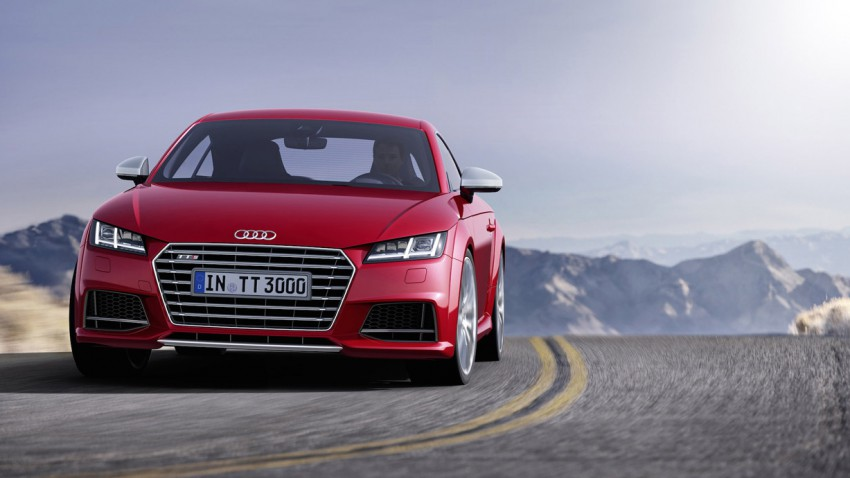 Audi TTS Coupe (1)