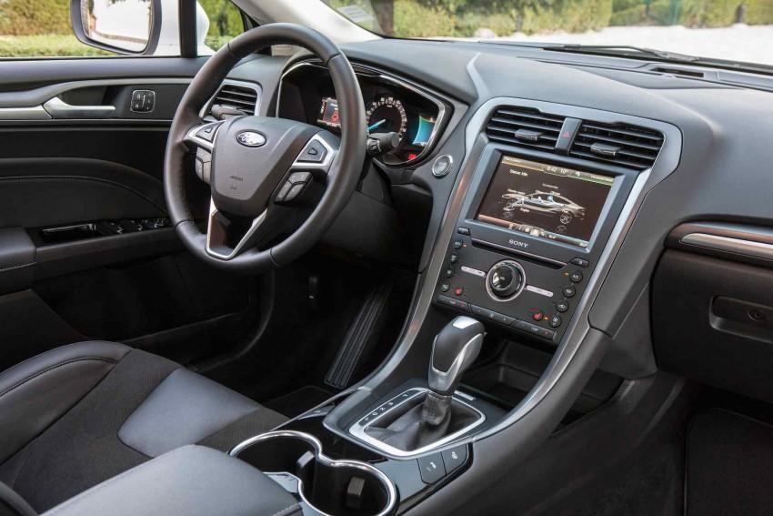 Ford Mondeo Hybrid (3)