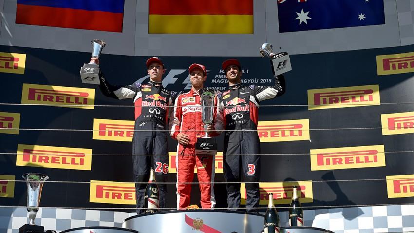 Das spektakulärste Formel 1-Rennen der Saison zum Nachschauen