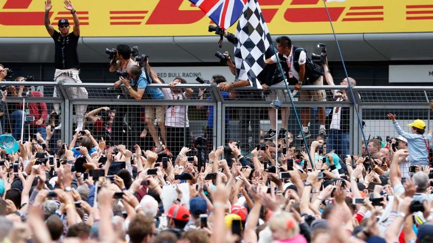 """Der """"bislang beste, spektakulärste und unterhaltsamste Grand Prix dieser Saison"""""""