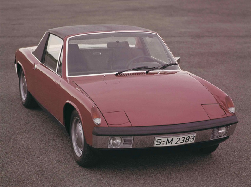 Porsche 914 for Namensspiele