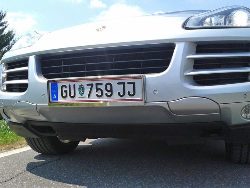 Porsche Cayenne 2007 10