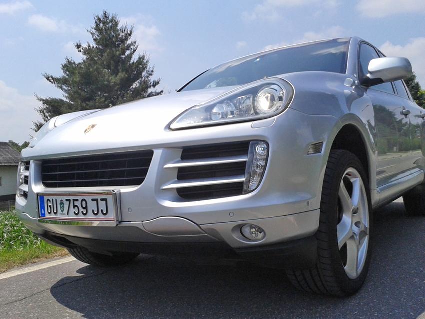 Porsche Cayenne 2007 7