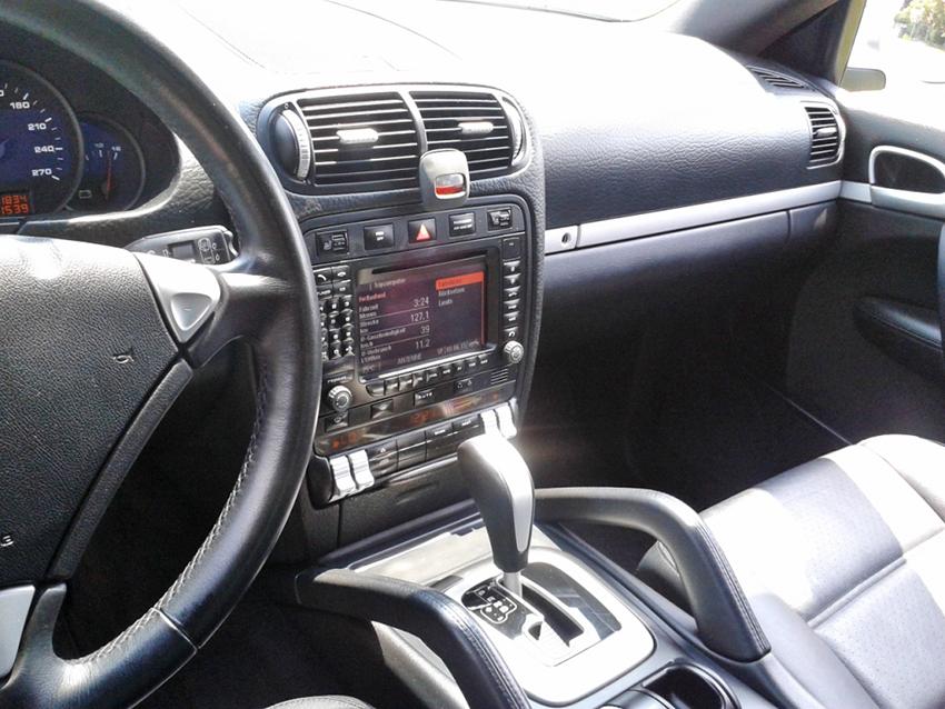 Porsche Cayenne 2007 9