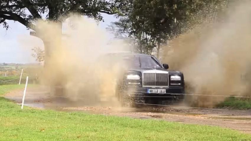 Rolls Rallye / Rallye Royce