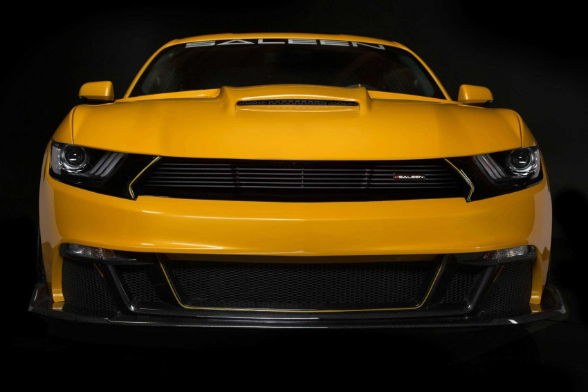 Saleen Mustang 302 Black Label (12)