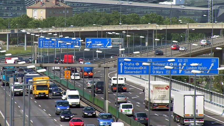 2018 kommt die Video-Vignette für die Autobahn