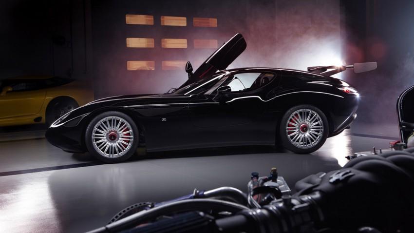 Ode an die glorreiche Maserati-Zeit