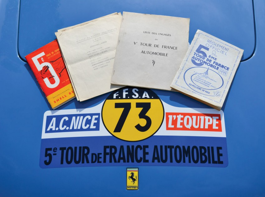 1956 Ferrari 250 GT Berlinetta Competizione 'Tour de France' (14)