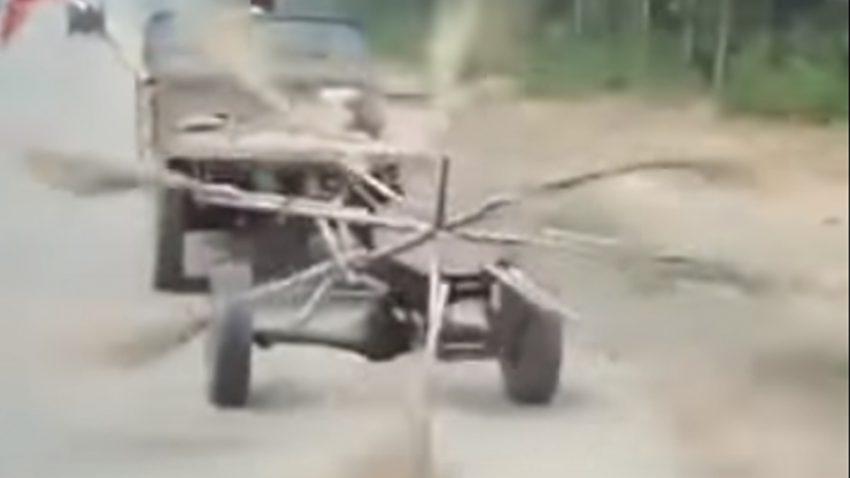 Straßenkehr-Maschine 2.0