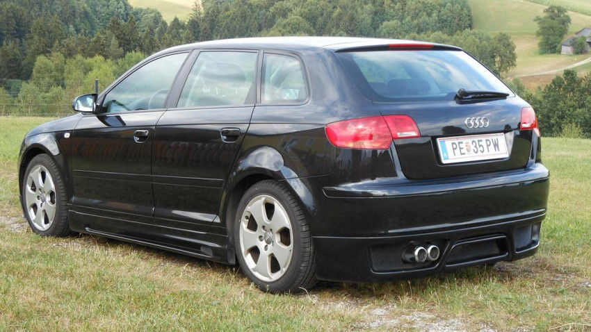 Audi A3 /SB Ambition 2,0 DPF