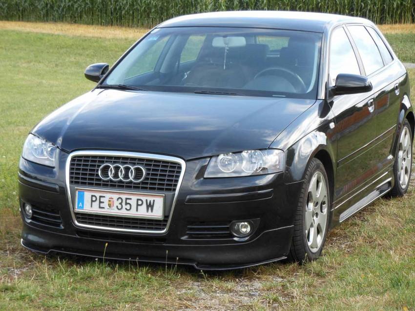 Audi A3 SB Ambition 2,0 DPF zum Verkauf (8)