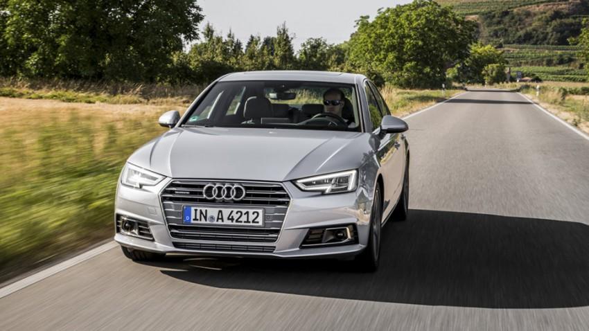 Mehr ist weniger: neuer B-Zyklus-Motor im Audi A4 2.0 TFSI