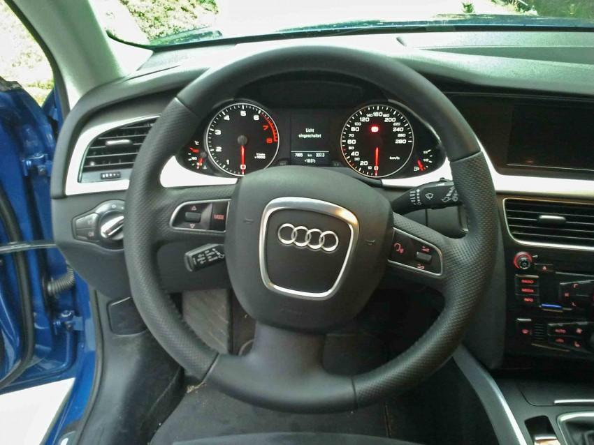 Audi A4 Avant zum Verkauf (5)