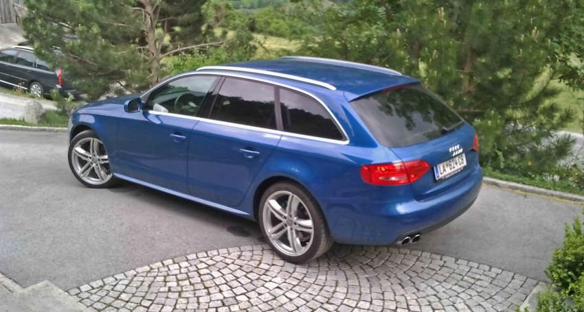 Audi A4 Avant zum Verkauf (6)