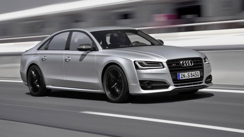 Audi S8 Plus - immer noch mehr
