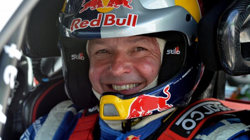 Raimund Baumschlager ist Rallye-Staatsmeister... schon wieder