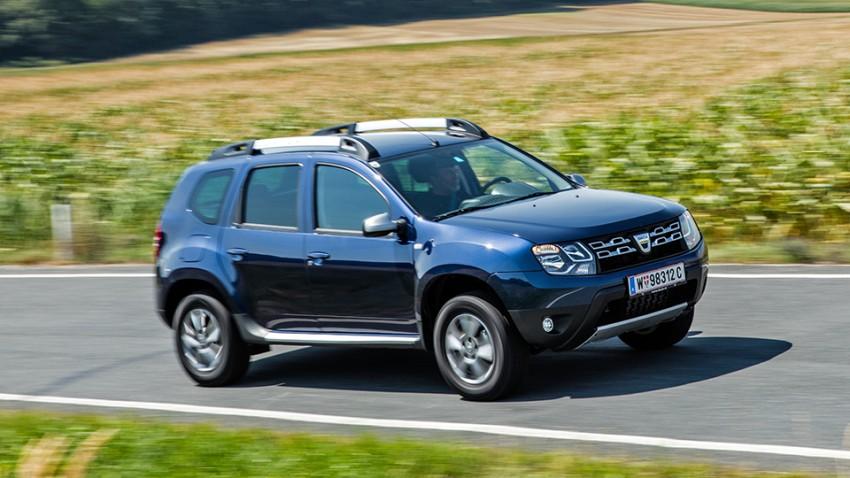 So ist das Leben: Dacia Duster TCE 125 4WD