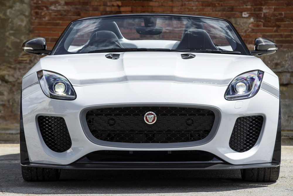Jaguar F-Type Project 7 (109)
