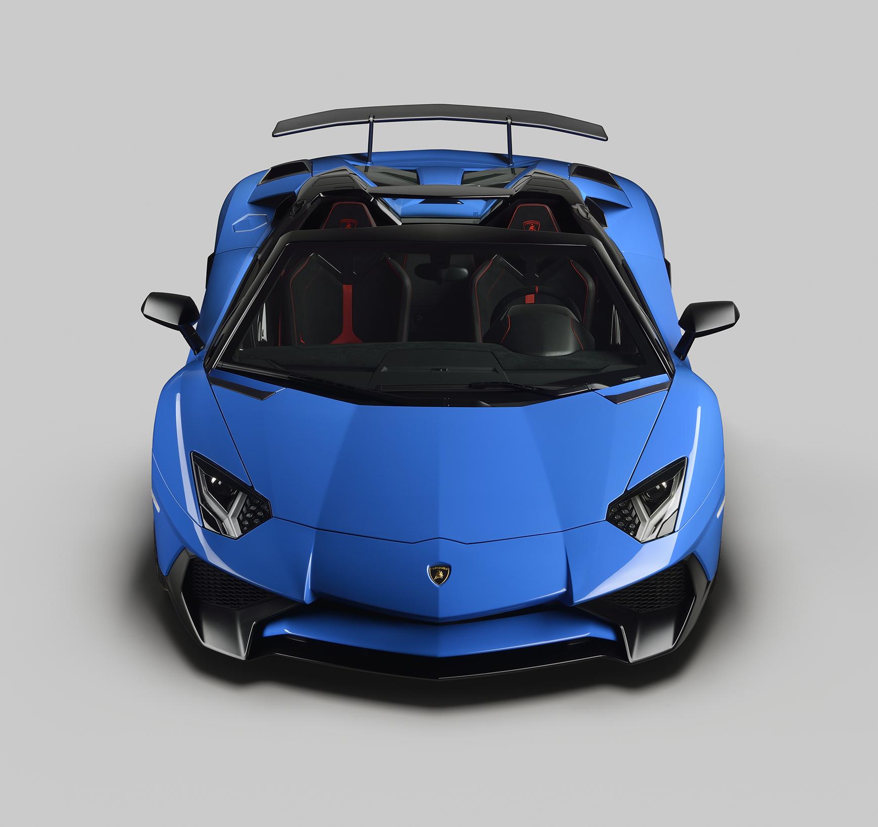 Lamborghini Aventador Superveloce Roadster 7