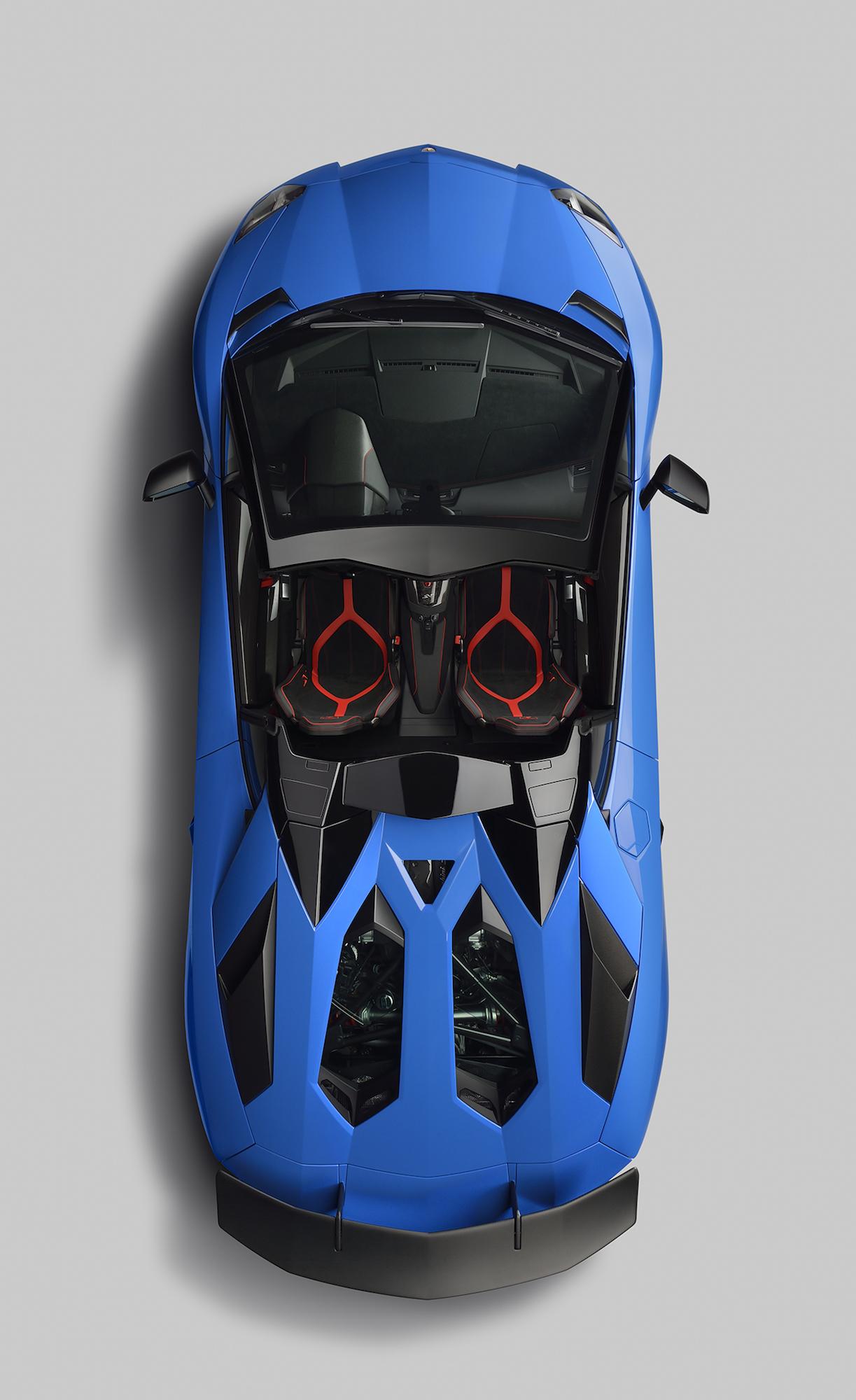 Lamborghini Aventador Superveloce Roadster 8
