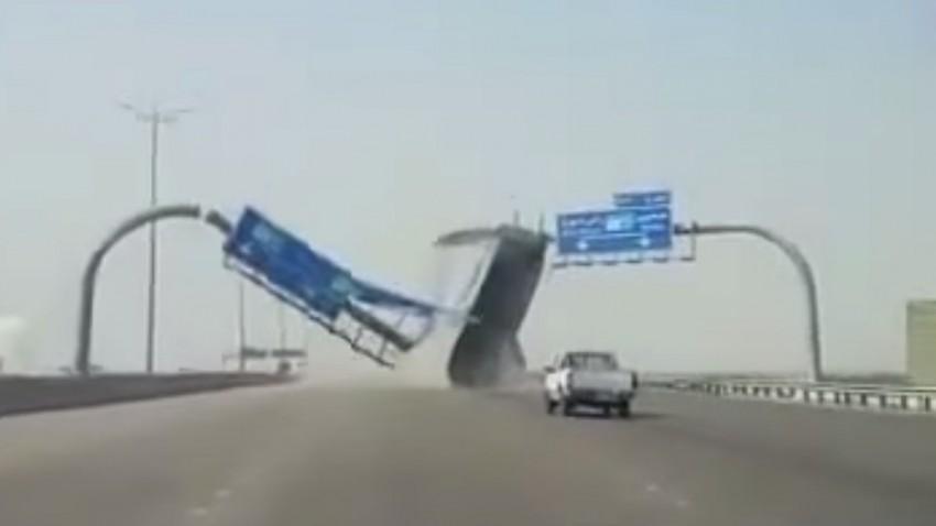 Warum man NICHT mit hochgeklappter Ladefläche fahren sollte