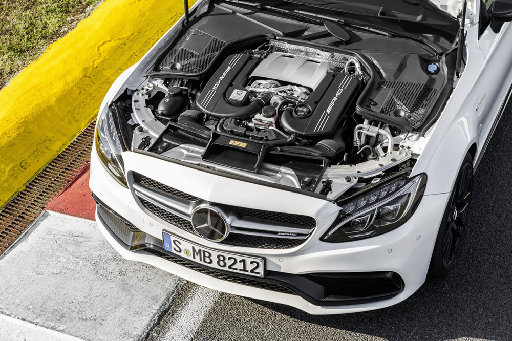 Mercedes-AMG C 63 S Coupé (C 205) 2015
