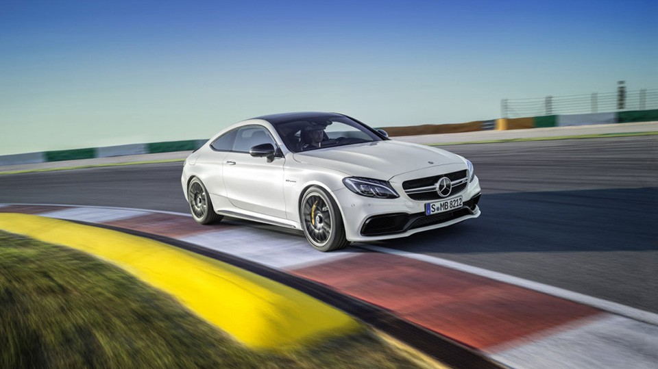 Das Ging Fix Mercedes Amg C 63 Coupe Autorevue At