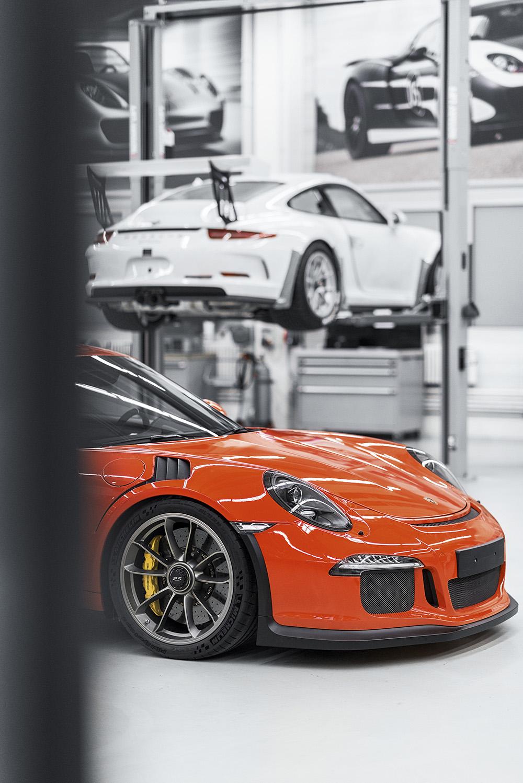 Porsche 911 GT3 RS 9 991