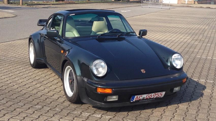 Porsche 911 Carrera WTL (M470)
