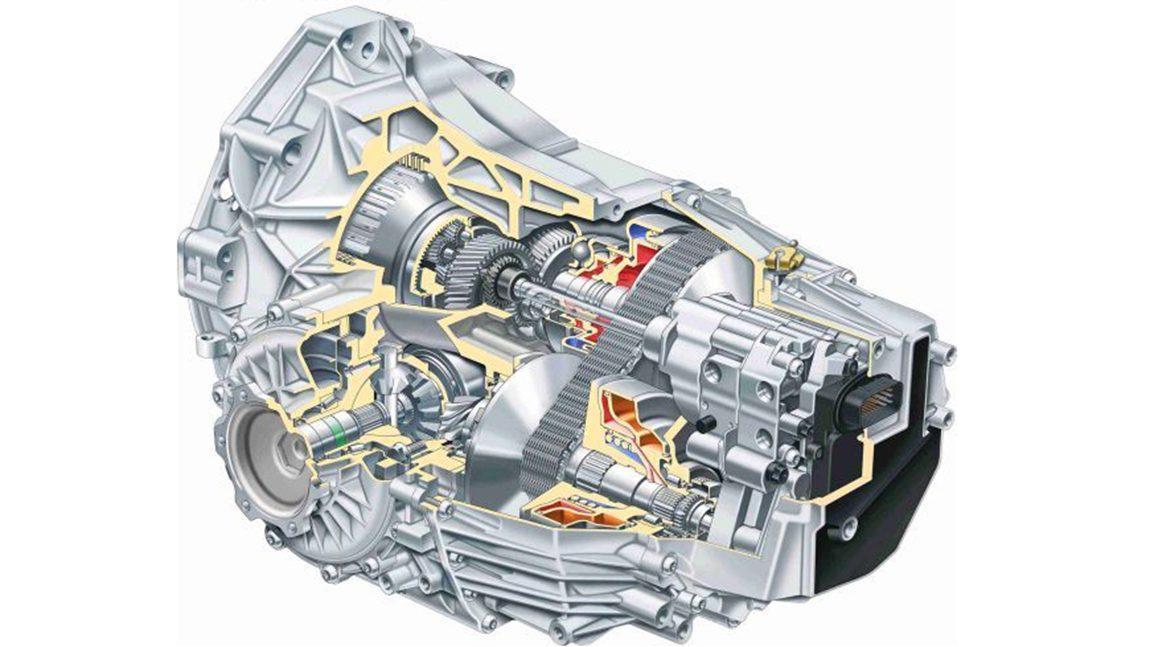 Wie funktioniert ein stufenloses Automatikgetriebe?