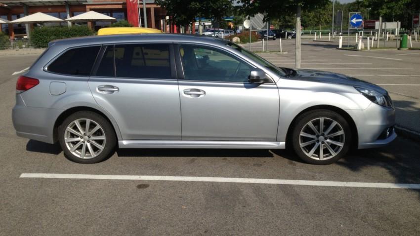Subaru Legacy Station Wagon 2.0D Sport MY14 zum verkauf (1)