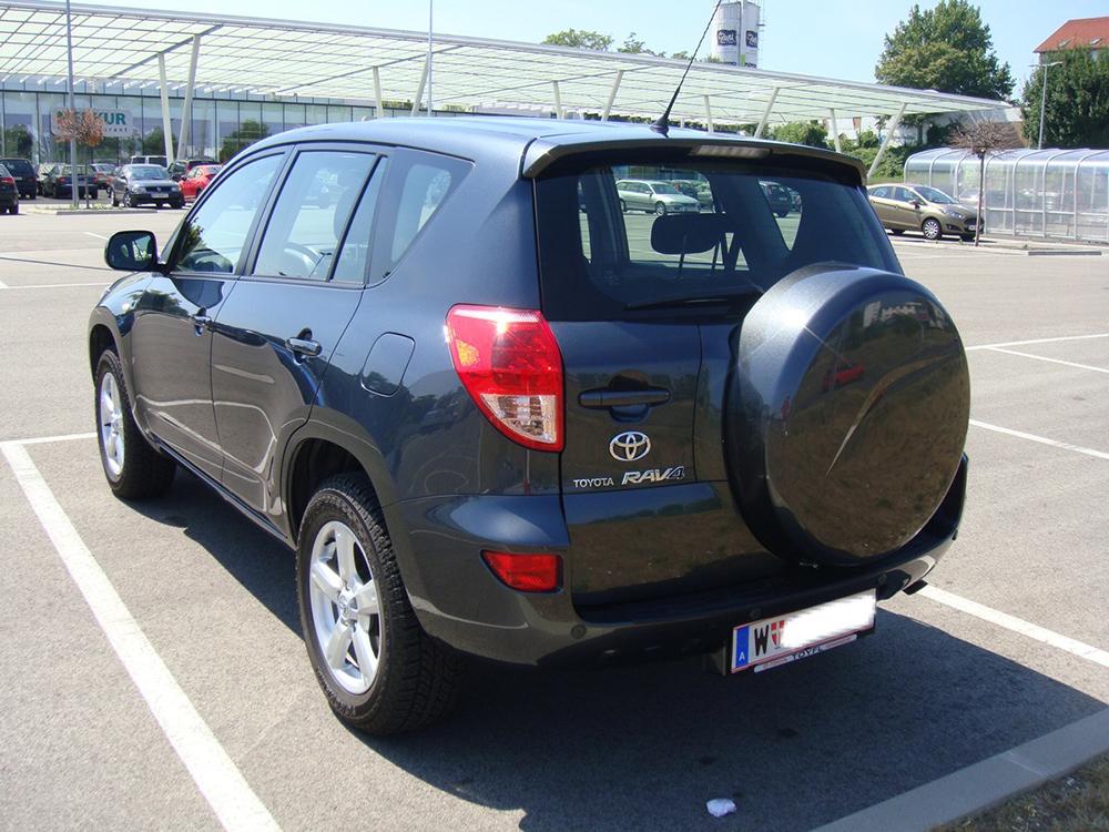Toyota Rav4 2007 zu verkaufen 10