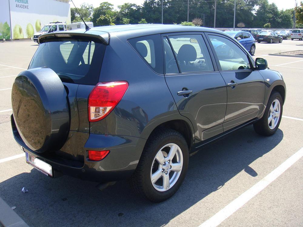 Toyota Rav4 2007 zu verkaufen 9