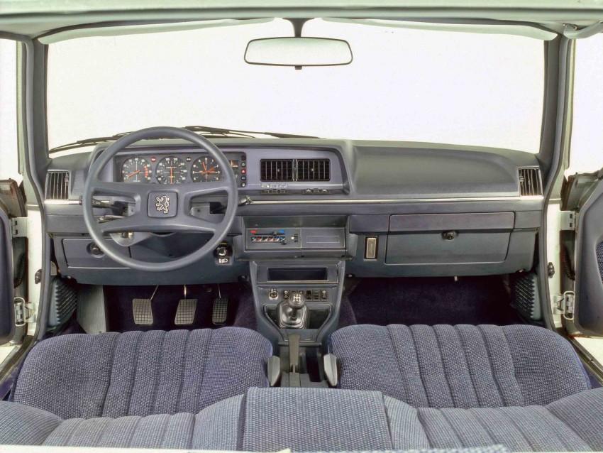 40 Jahre Peugeot 604 (1)