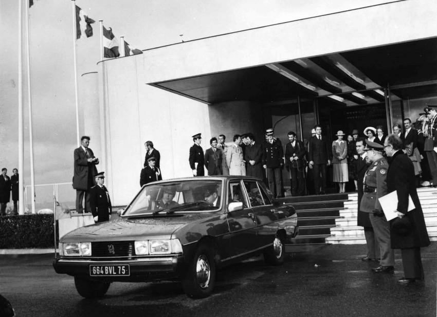 40 Jahre Peugeot 604 (5)
