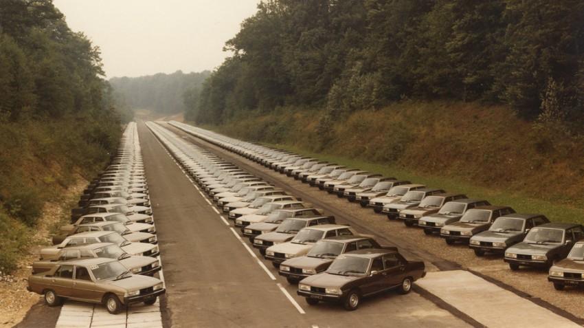 40 Jahre Peugeot 604 (9)