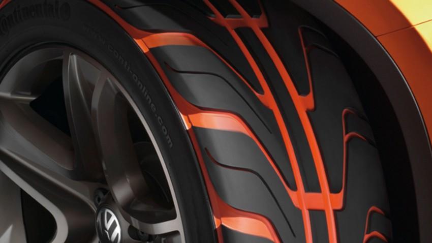 Tipp: so kann man die Reifen-Profiltiefe ganz einfach messen