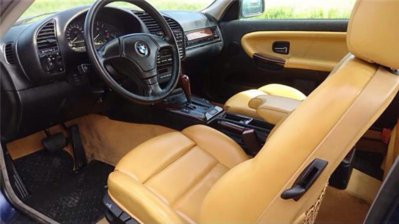 BMW 320i coupe e36 1996 zu verkaufen 1