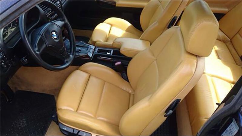 BMW 320i coupe e36 1996 zu verkaufen 2