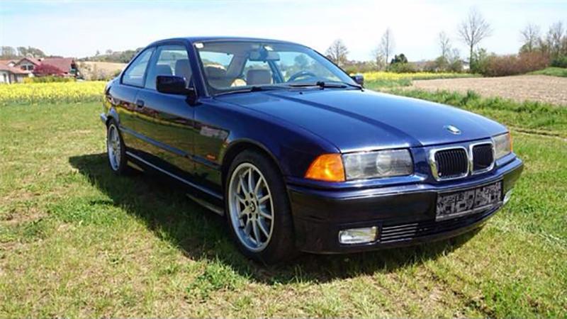 BMW 320i coupe e36 1996 zu verkaufen 3