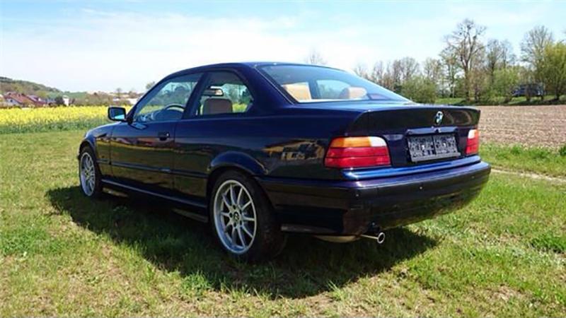 BMW 320i coupe e36 1996 zu verkaufen 5